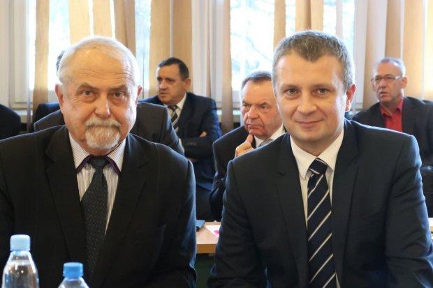 Karol Stasik i Tomasz Gabrysiak – nowi starostowie w powiecie