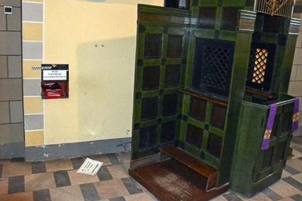 Recydywista włamał się do kościoła. Jego łupem padło… 300 zł