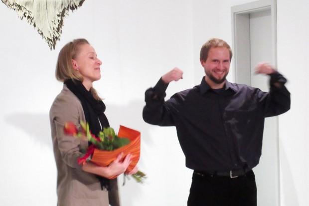 Wystawa Jakuba Amadeusza Biewalda w galerii BOK-MCC