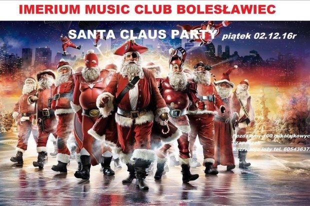 Santa Claus party w klubie Imperium Bolesławiec