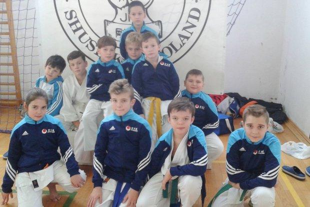 Karatecy TOP Bolesławiec z 16 medalami