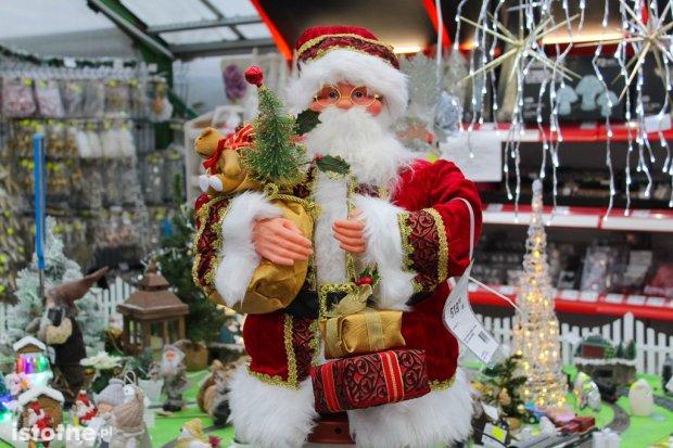 Największy wybór ozdób świątecznych, choinek i prezentów w Bolesławcu