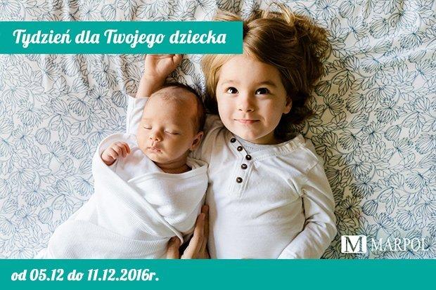 Tydzień dla Twojego dziecka z marką Marpol