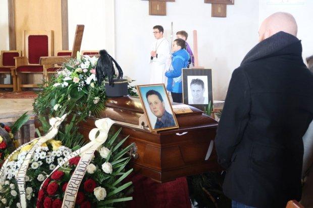 Msza żałobna i pogrzeb górników, którzy zginęli w kopalni Rudna