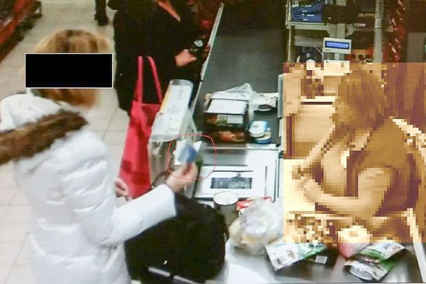 Ukradła znajomej kartę płatniczą i dwa razy zapłaciła nią za zakupy