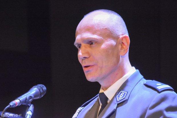Dariusz Borski oficjalnie szefem bolesławieckiej policji