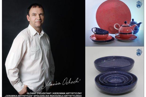 """""""Ceramika Artystyczna"""" na wystawie polskiej ceramiki we Włoszech"""
