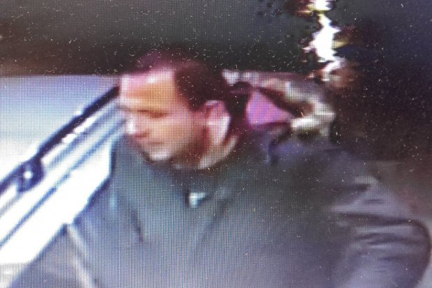 Poznajesz tego mężczyznę? Jest podejrzany o kradzież paliwa