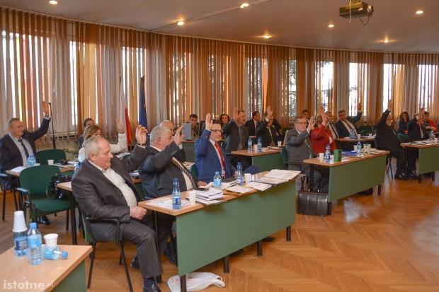 Przyszłoroczny budżet Powiatu uchwalony jednomyślnie