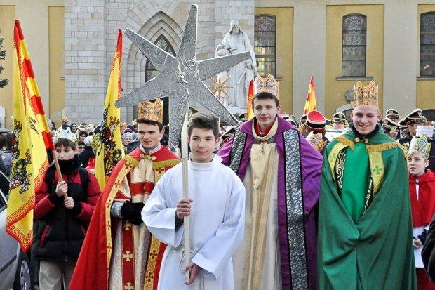 Orszak Trzech Króli w Bolesławcu, Nowogrodźcu i gminie Osiecznica