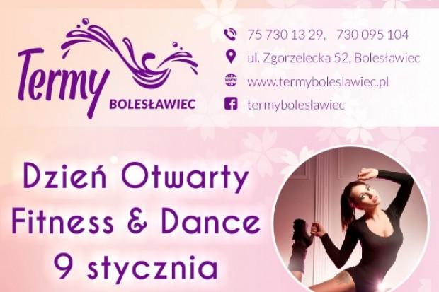 Termy Bolesławiec zapraszają na dzień otwarty zajęć Fitness&Dance