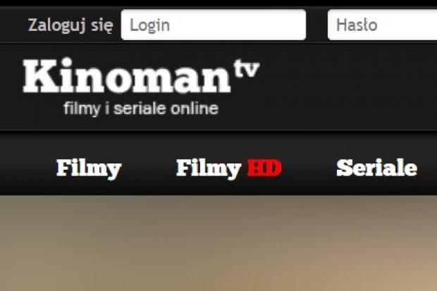 Kinoman.tv nie działa, tysiące ludzi bez dostępu do filmów i seriali