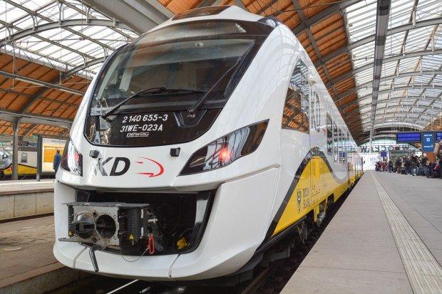 Nowy rozkład jazdy PKP: więcej połączeń na Dolnym Śląsku