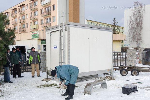 Sprawdź jakość powietrza w Bolesławcu