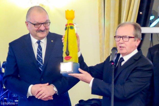 Spółka PWiK pod rządami Józefa Króla została Przedsiębiorcą Roku 2016