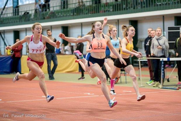 Dominika Kwaszcz podwójną mistrzynią Dolnego Śląska