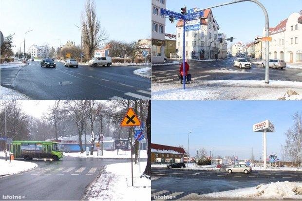 Które skrzyżowanie w Bolesławcu najbardziej stresuje kierowców?