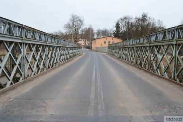 Od 1 lutego most w Świętoszowie będzie zamknięty
