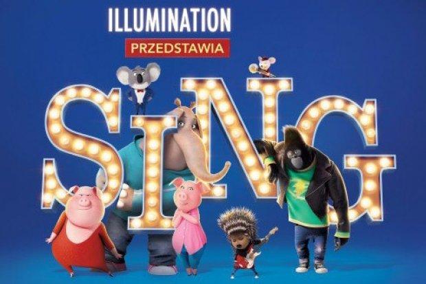 Sing – ekstra bajka dla dzieci w Forum