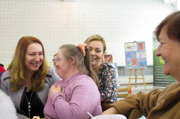 Niepełnosprawni czekają na opłatek integracyjny cały rok
