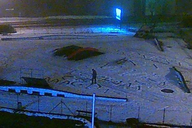 Wydeptał na śniegu oświadczyny, spalili mu auto i nie ma dziewczyny