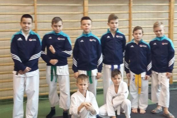 Karatecy TOP Bolesławiec z 10 medalami