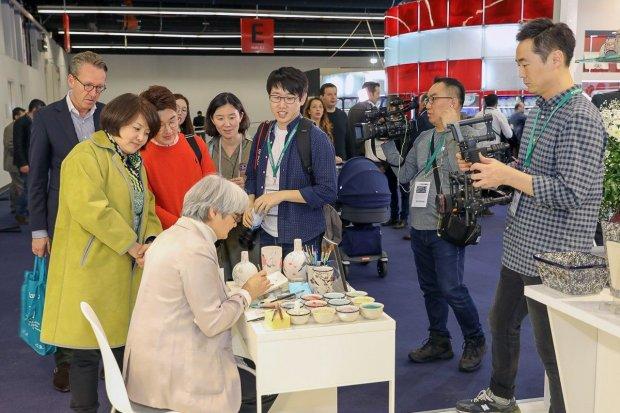 Ceramika Artystyczna w koreańskiej telewizji