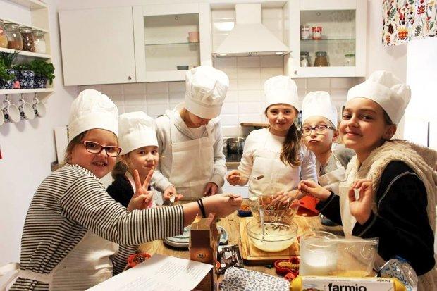 KipiKasza – dzieci w krainie gotowania – zobacz zdjęcia