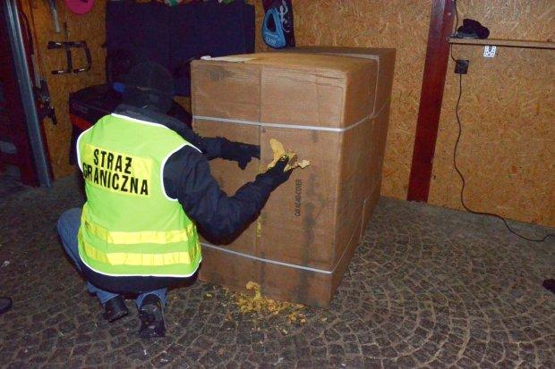 Odzyskali silnik warty ponad 60 tys. zł. Mołdawianin zatrzymany