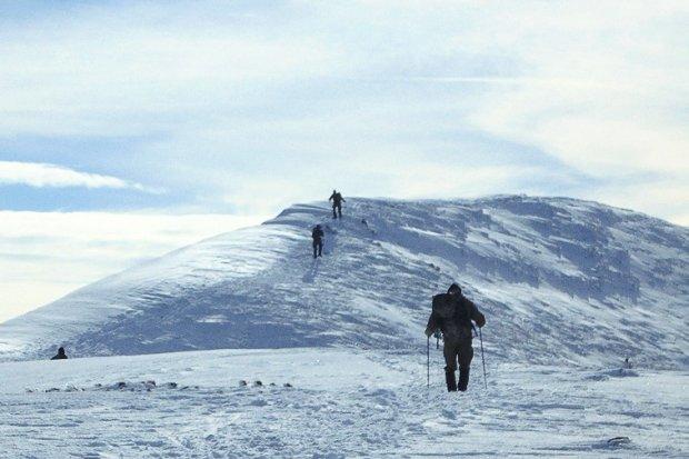 """Nasi żołnierze w Tatrach: """"Góry sprzyjają pokorze"""""""