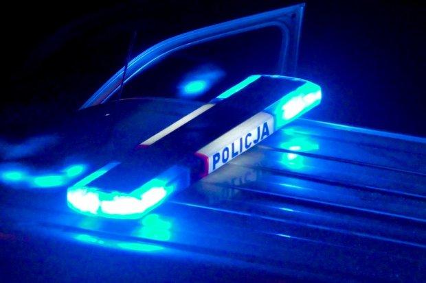 Kolejna nocna kradzież na Jezierskiego