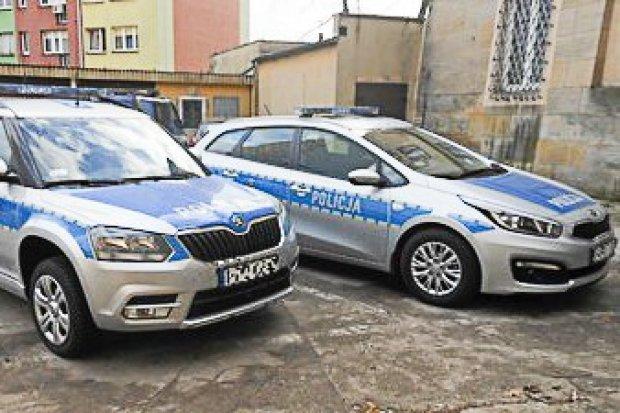 Bolesławiecka policja ma nowe radiowozy