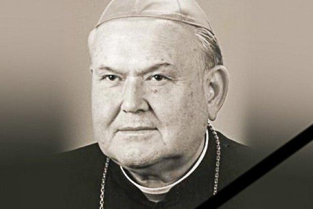 Zmarł biskup Tadeusz Rybak