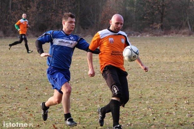 BKS: porażka w sparingu z GKS Raciborowice
