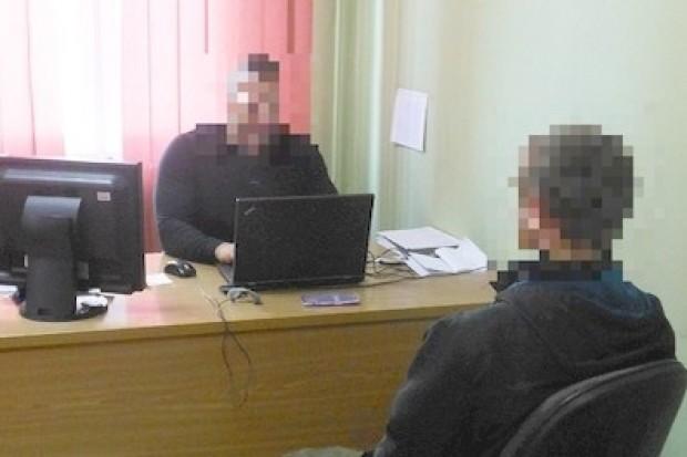 22-latek, wielokrotny włamywacz, zatrzymany przez policję