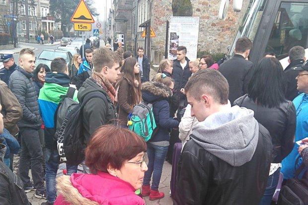 Uczniowie ZSOiZ zdobywają doświadczenie zawodowe w Niemczech