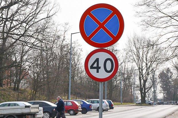 Czytelnik: ograniczenie prędkości na Śluzowej bezzasadne