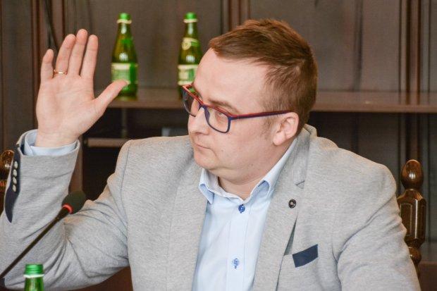 Wojciech Kasprzyk kandydatem na szefa Komisji Infrastruktury