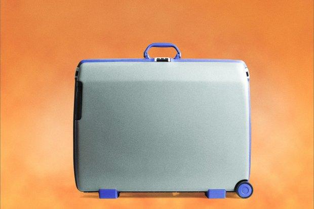 Kradł rowery i walizki podróżne