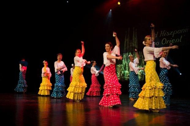 Od Hiszpanii po Orient, spektakl taneczny pracowni BOK – MCC i zaproszonych gości
