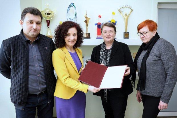 Ceramika Artystyczna współpracuje z krakowską ASP!