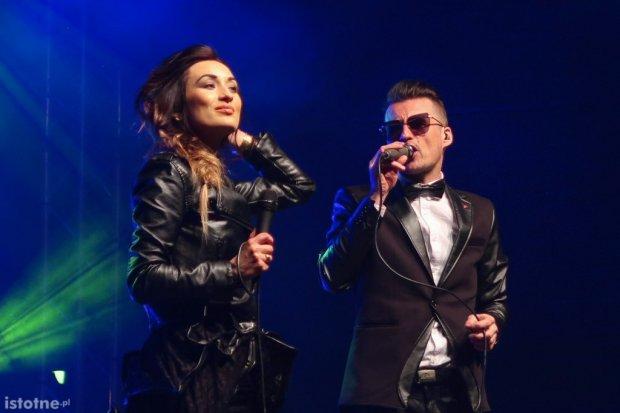Zespół An Dreo e Karina zagrał na koniec święta 1 Maja