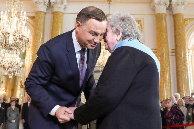 Dała mieszkania 200 Polakom z Kazachstanu. Została odznaczona przez prezydenta RP