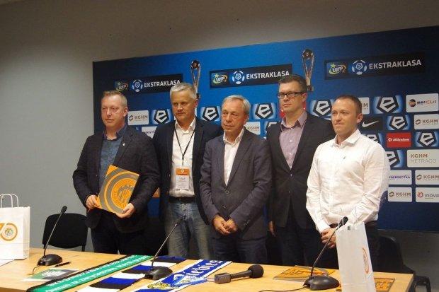 Akademia BKS-u podpisała umowę z Akademią Zagłębia Lubin