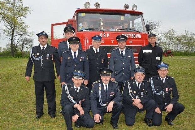 Dwa święta strażackie w gminie Gromadka