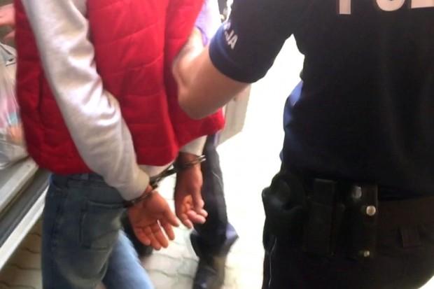 Groził byłej partnerce i 11-miesięcznemu dziecku. 36-latek aresztowany