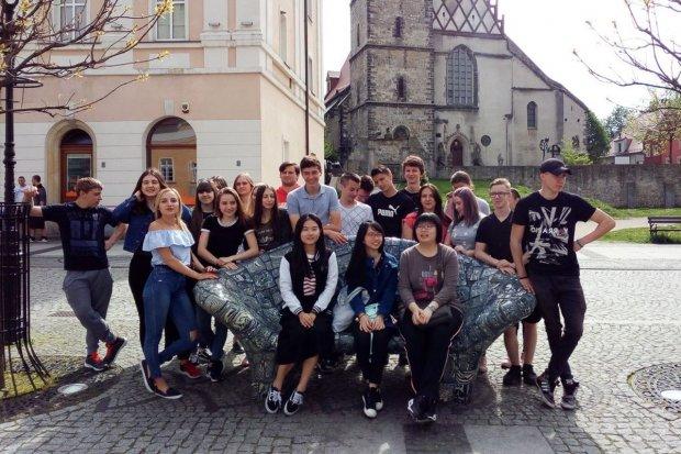 AIESEC kształci liderów wielokultuowego świata w gimnazjum nr 3