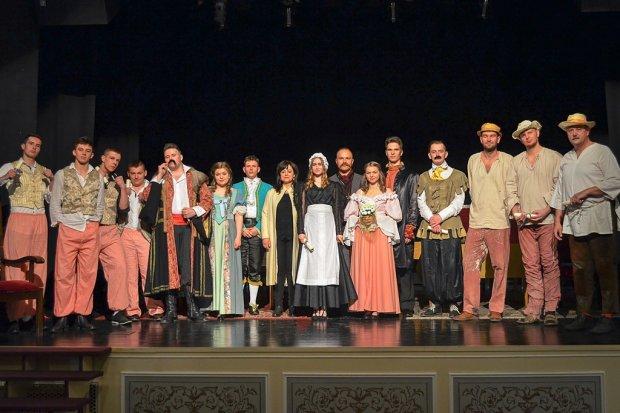 """""""Zemsta"""" II LO dziś dwukrotnie w Teatrze Starym"""