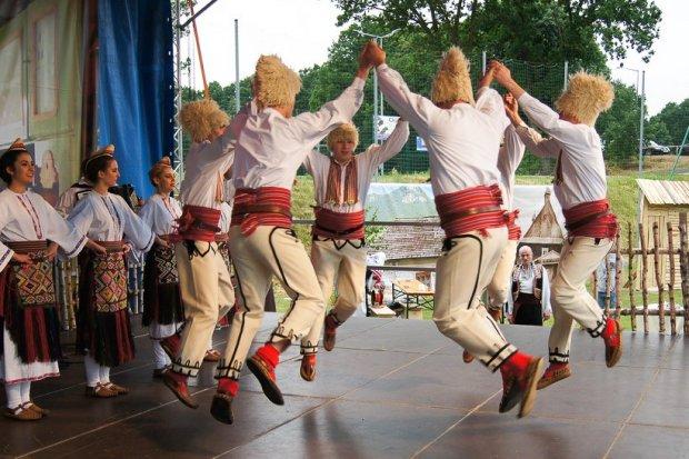Bałkańskie święto w Bolesławicach
