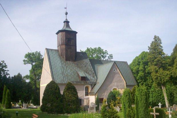 Seryjny złodziej ukradł m.in. blachę z dachu kościoła
